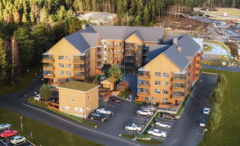 Pressinbjudan: Riksbyggen tar första spadtaget för 40 seniorbostäder i Sigtuna