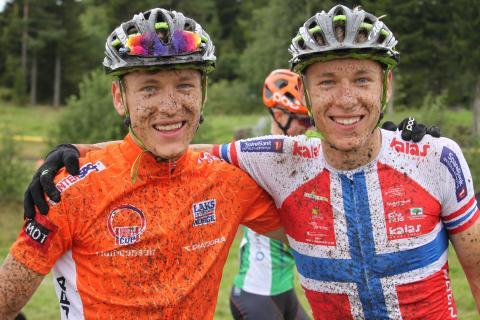 Anders Halland Johannessen og Tobias Johannessen NC 9 Lillehammer