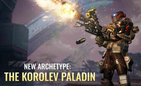 The Cycle S2 Korolev Paladin