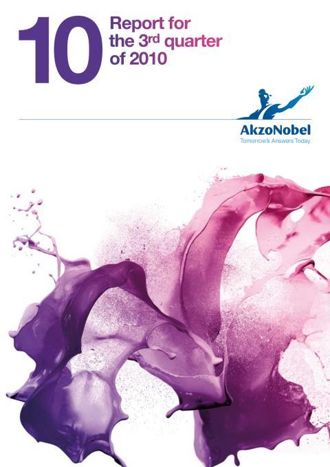 Q3 Report 2010