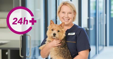 24h päivystävä eläinsairaala ja Suomen ensimmäinen urheilevien koirien klinikka on avattu Espooseen