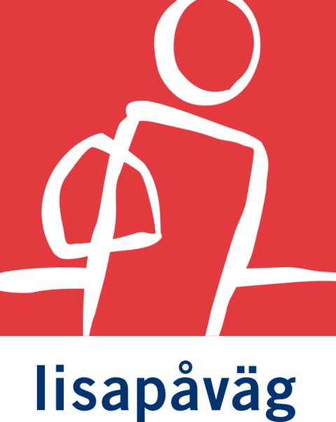 Lisapåväg logotyp