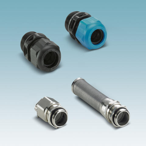 New cable glands for Ex and standard environments