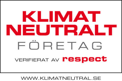 Ett klimatneutralt företag med möjlighet att påverka