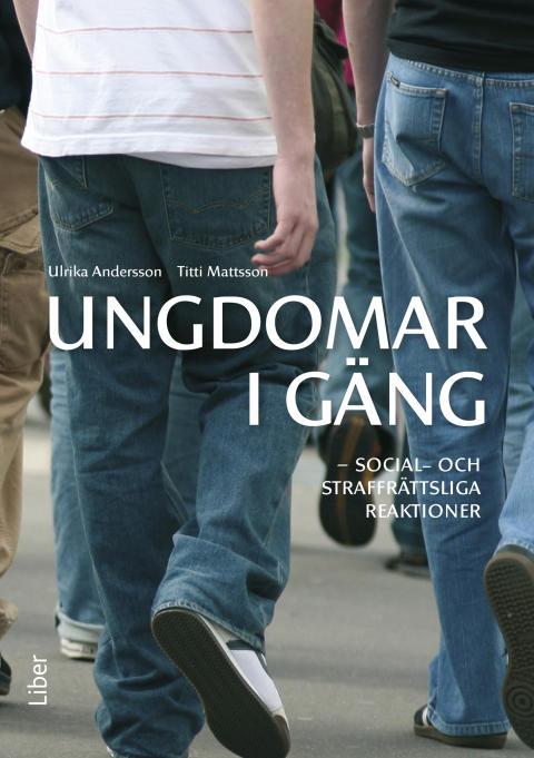 Ungdomar i gäng - social- och straffrättsliga reaktioner