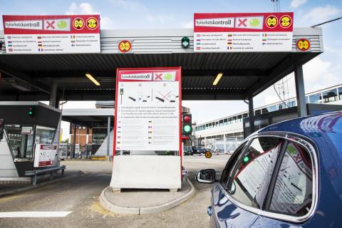 Trafiksäkerheten ökar med nykterhetskontroll i hamnen