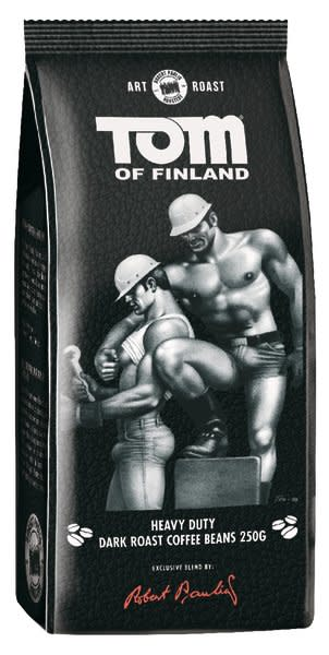 Tom of Finland kaffebönor 250g