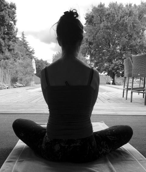 Filmproducenten som sadlade om till yogalärare och MediYoga instruktör