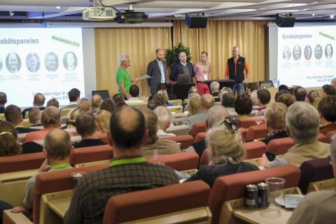 Bondebåten - en nätverkssuccé för det gröna näringslivet