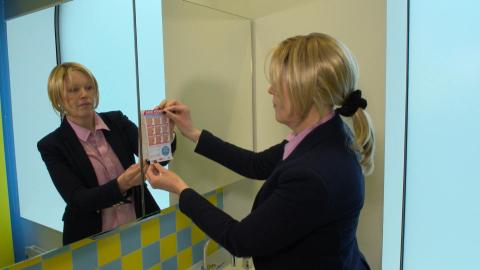 Launch of Met 'Change and Check' campaign