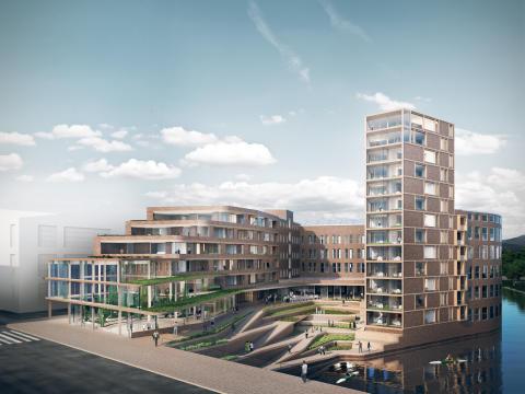 Norrköpings nyaste fastighetsbolag - Gamlebro AB