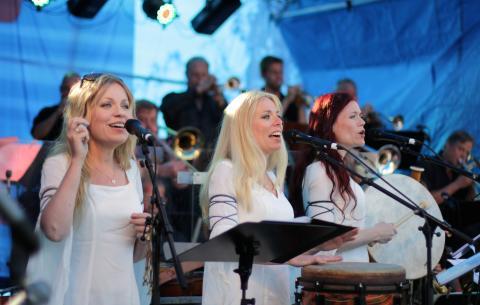 Bothnia Rhythm Orchestra & Ulvens Döttrar / Umeå Jazzfestival 2014