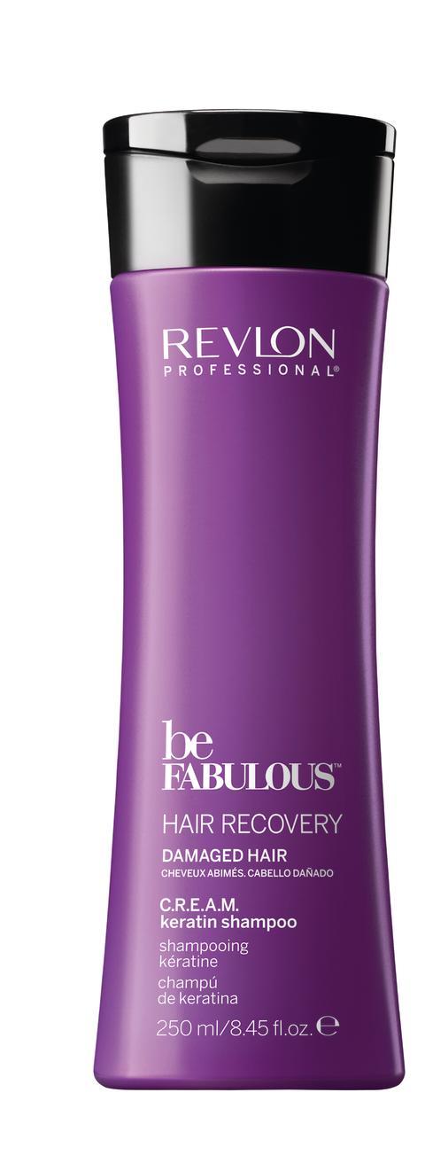 Revlon - Be Fabulous - Damaged Hair - Shampoo