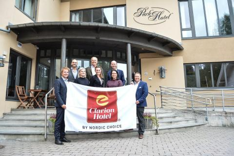 Nordic Choice Hotels inntar Halden