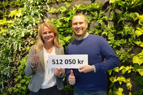 Preems kaffekampanj ger halv miljon till SOS Barnbyar
