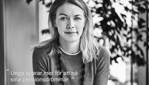 Svenskarna har bättre koll på sin pension