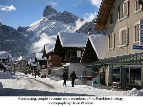 A Return To Kandersteg