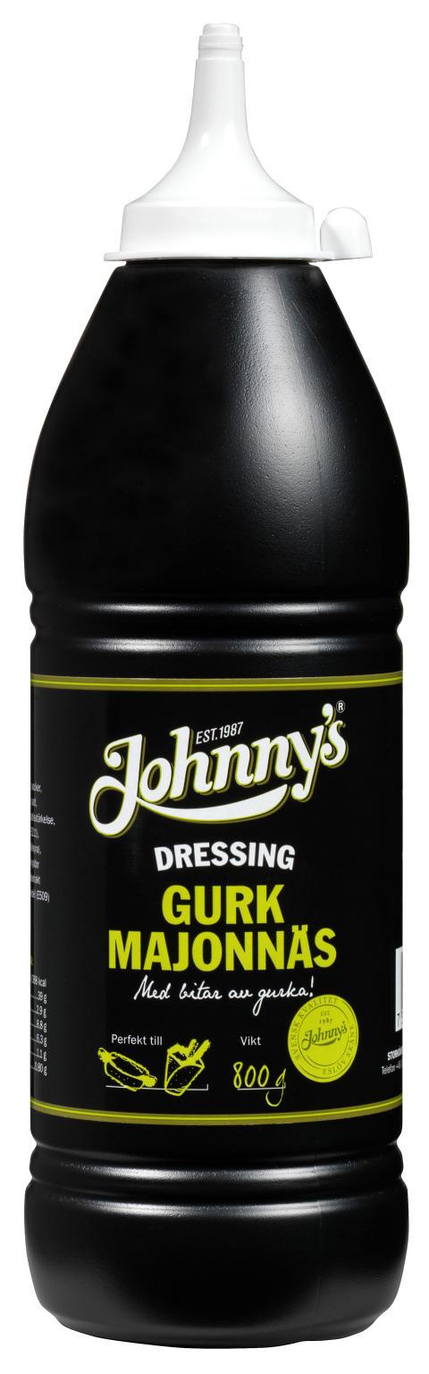 Johnny's gurkmajonnäs