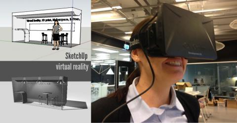Från Sketch Up Till VR