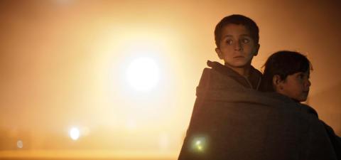 Naprapathögskolans gåva till människor på flykt