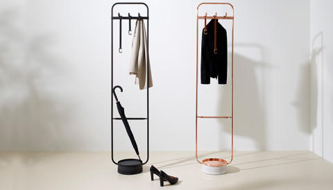 Hanger designed by Neri&Hu