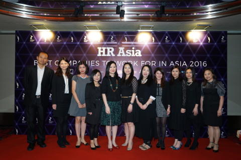Kimberly-Clark Hong Kong named Best Companies to Work for in Asia for second consecutive year