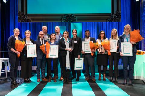 Vinnare Powered by People - Employee Experience Award 2019