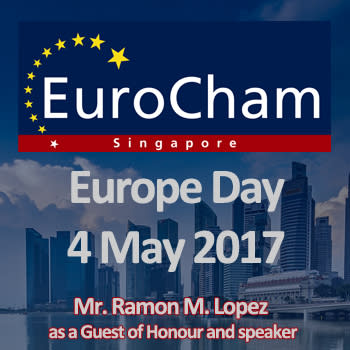 Europe Day Luncheon Celebration 4 May 2017