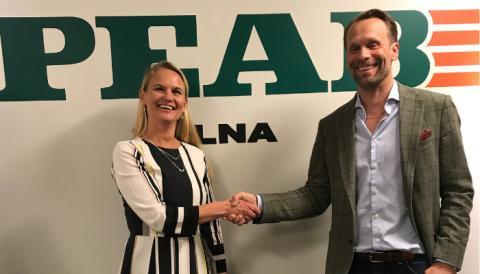 Peab entscheidet sich für OpusCapita als Partner für die Koordination und Digitalisierung des gesamten Einkaufs des Unternehmens