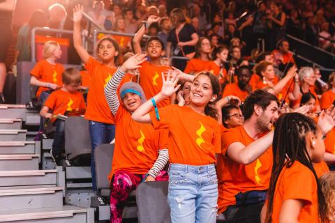 Internationellt musikläger öppnar starkt – högre deltagartryck än någonsin!