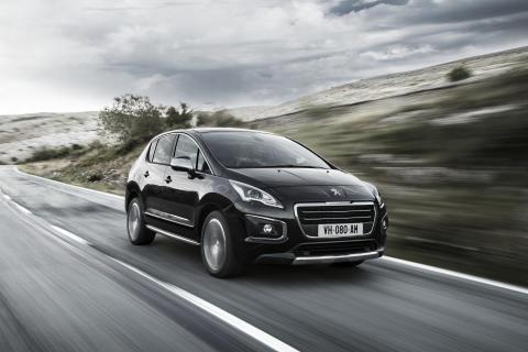 Peugeot fejrer det nye år med nytårskur den 4.-5. januar