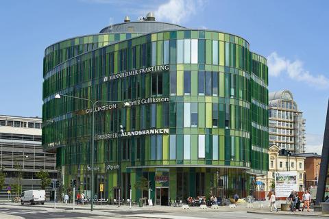 Starkas elementprojekt nomineras till Stadsbyggnadspriset och Gröna Lansen 2018