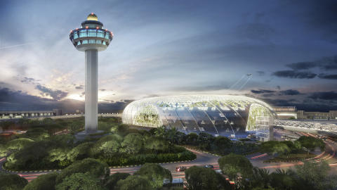 Jewel Changi Airport image 1