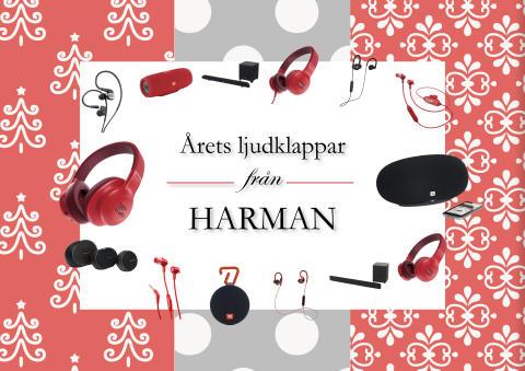 Årets ljudklappar från Harman