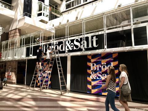 Bröd & Salt öppnar butik på Cityterminalen i Stockholm