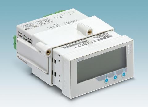 Registrere, overvåke og styre signaler med prosessdisplayer