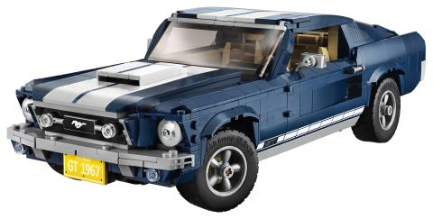 1967 Ford Mustang Lego-Bausatz