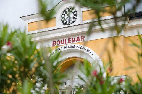 Boulebar Malmö