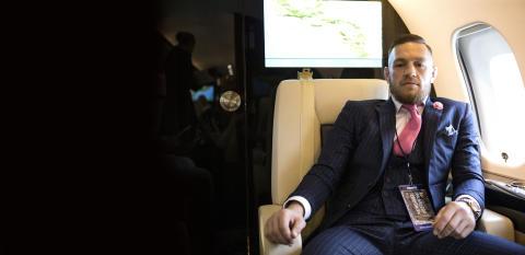 Conor McGregor ny ambassadör för Betsafe