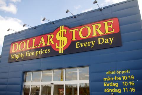 Premiären för DollarStore i Karlskoga tidigareläggs - öppnar redan innan jul