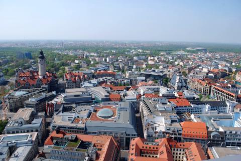 Ist Leipzig auf dem richtigen Kurs? - das 9. Expertentreffen der Energiemetropole Leipzig