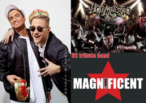 Årets musikfest på Rånäs Slott!