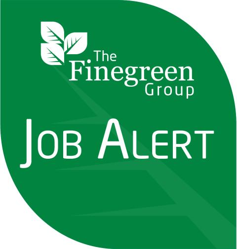 Finegreen are recruiting!