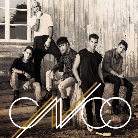 CNCO - albumomslag