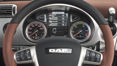 29. DAF CF - Interior - Exclusive Line