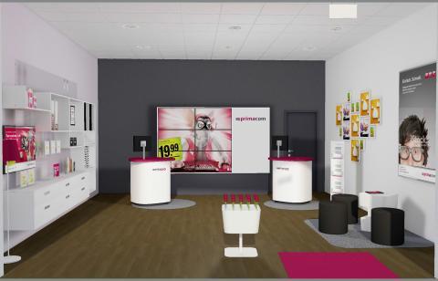 primacom Shop Berlin front