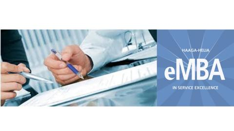 eMBA Modules Now in Haaga-Helia Estonia Short Business Course Portfolio