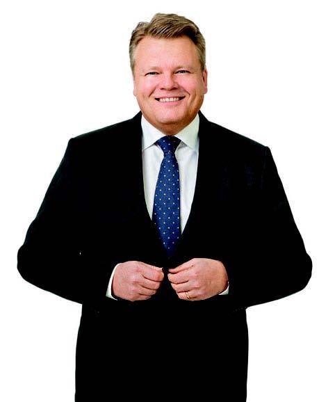Thomas Erséus ny styrelseordförande i Forsen Projekt AB