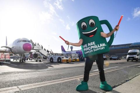 Macmillan Cancer Support wins public vote to become LLA's new charity partner