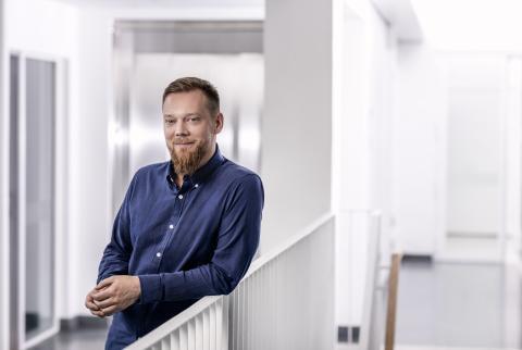 Stockholms nya stadsbibliotekarie heter Daniel Forsman